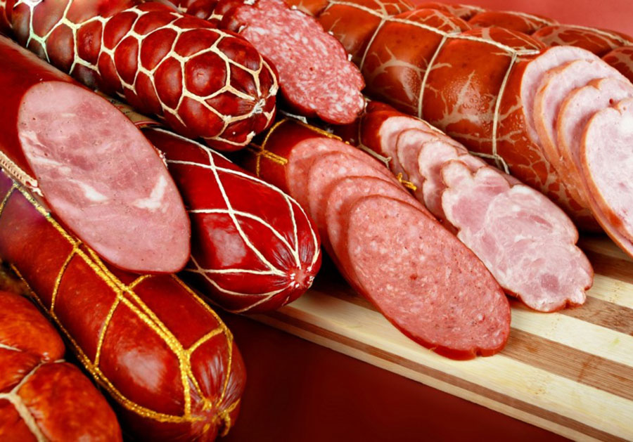 Колбаса без мяса взаконе