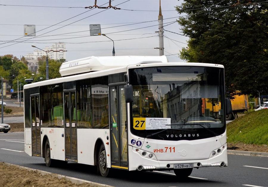 ВоВладимире автобусы №27 поедут кМегаторгу и к«Вышке»