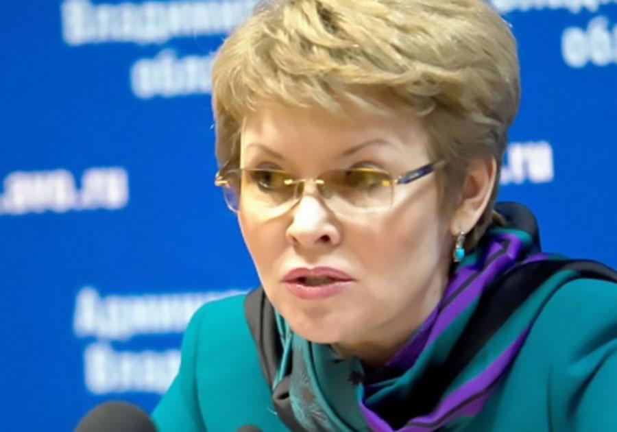 Вице-губернатора Владимирской области отстранили отдолжности