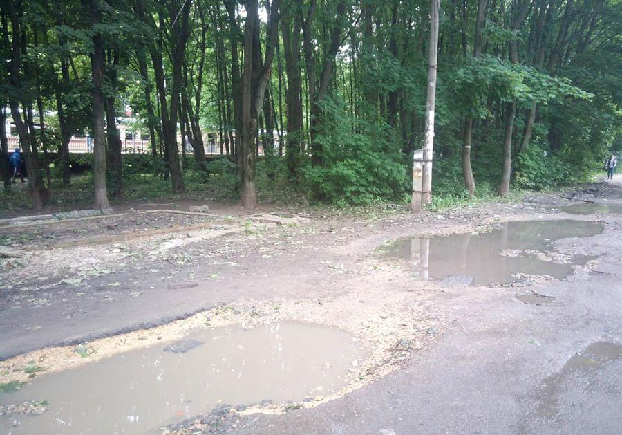 Саратовские дороги невошли врейтинг самых убитых поверсии ОНФ