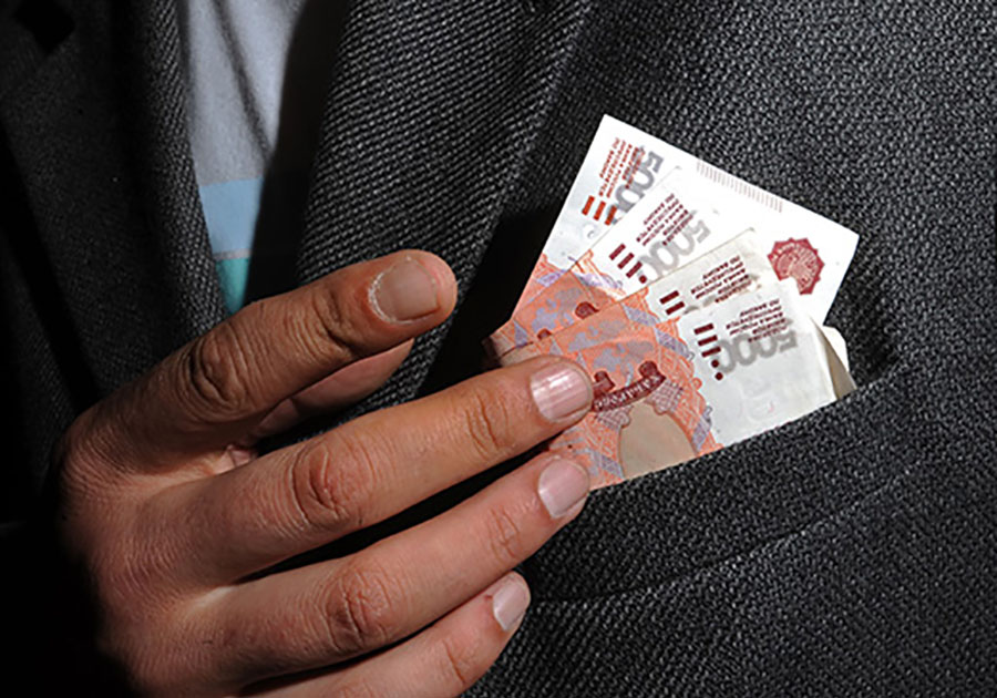 Банковский «откат» в5 млн