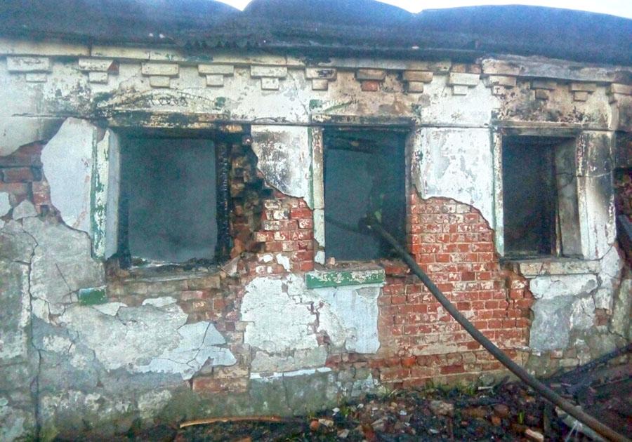 Женщина имужчина погибли впожаре вСуздальском районе