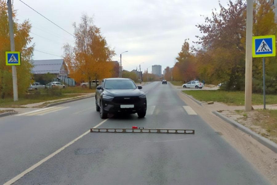 Два сбитых пешехода в Коврове и другие ДТП в области за неделю