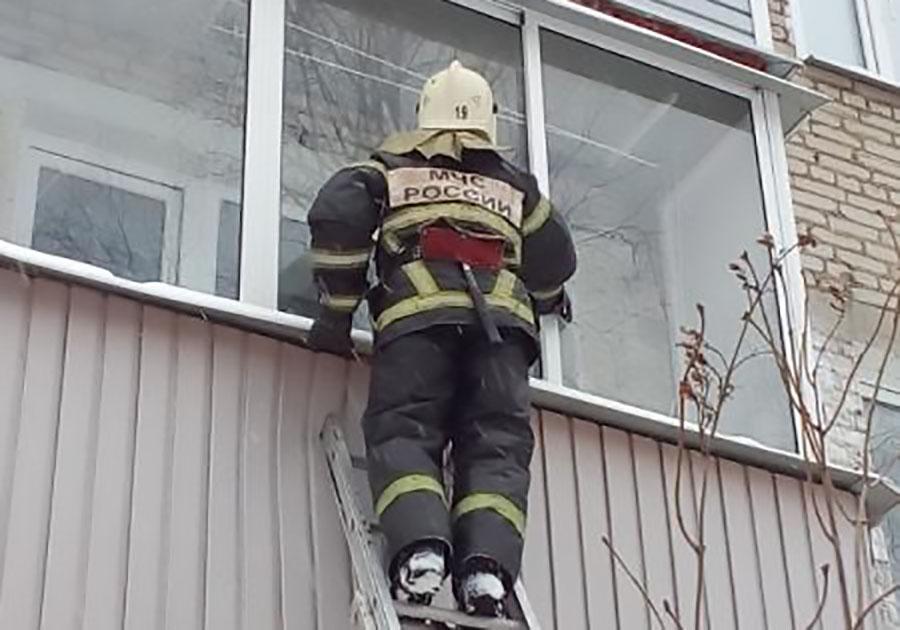 Cотрудники экстренных служб помогли 94-летней жительнице Гусь-Хрустального