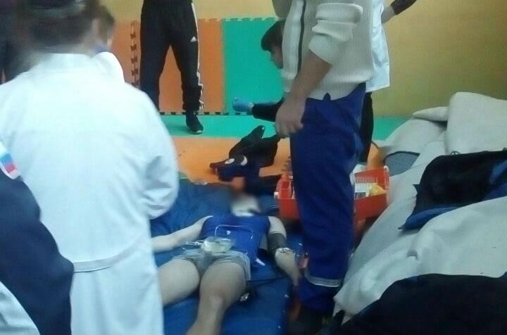 15-летний боксер скончался после боя натурнире воВладимире