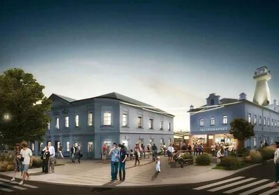 Московские архитекторы разработали проект превращения Суздаля в туристическую игрушку