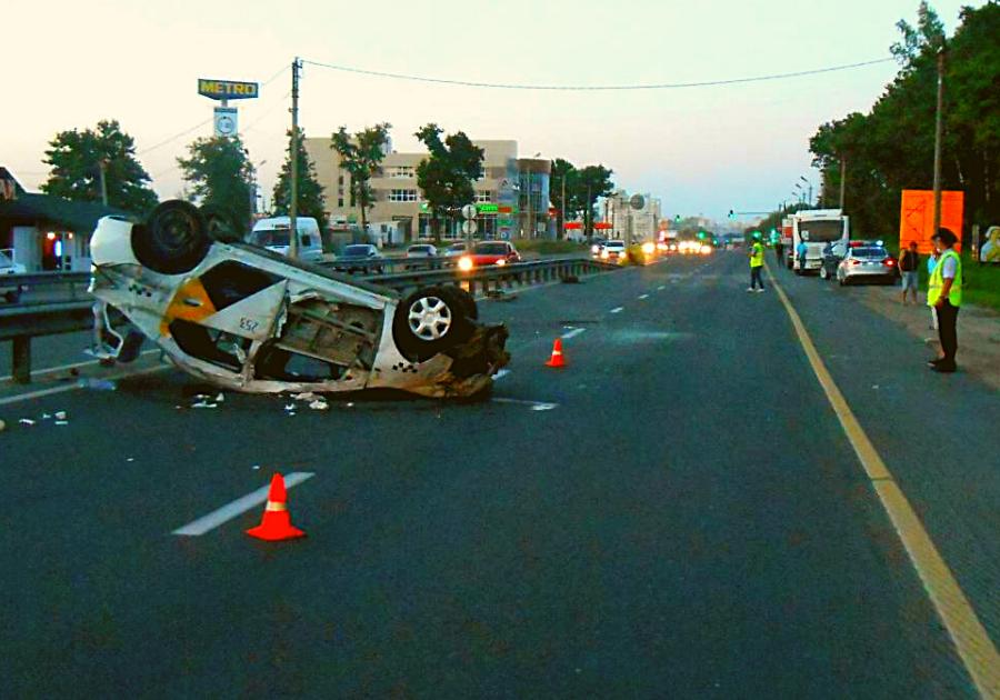 Осторожно: пьяные таксисты и мотоциклисты!