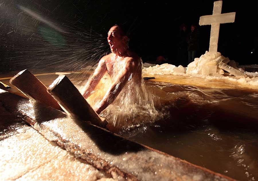 В Марий Эл установят 31 купель для купания на Крещение