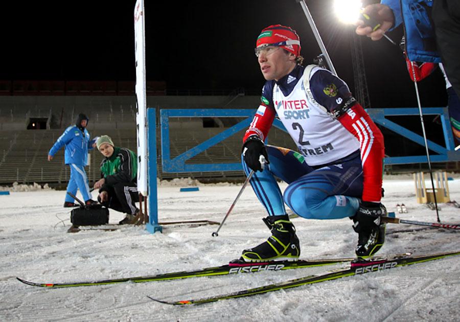 Житель россии Логинов одержал победу пасьют наэтапе Кубка IBU побиатлону вКонтиолахти