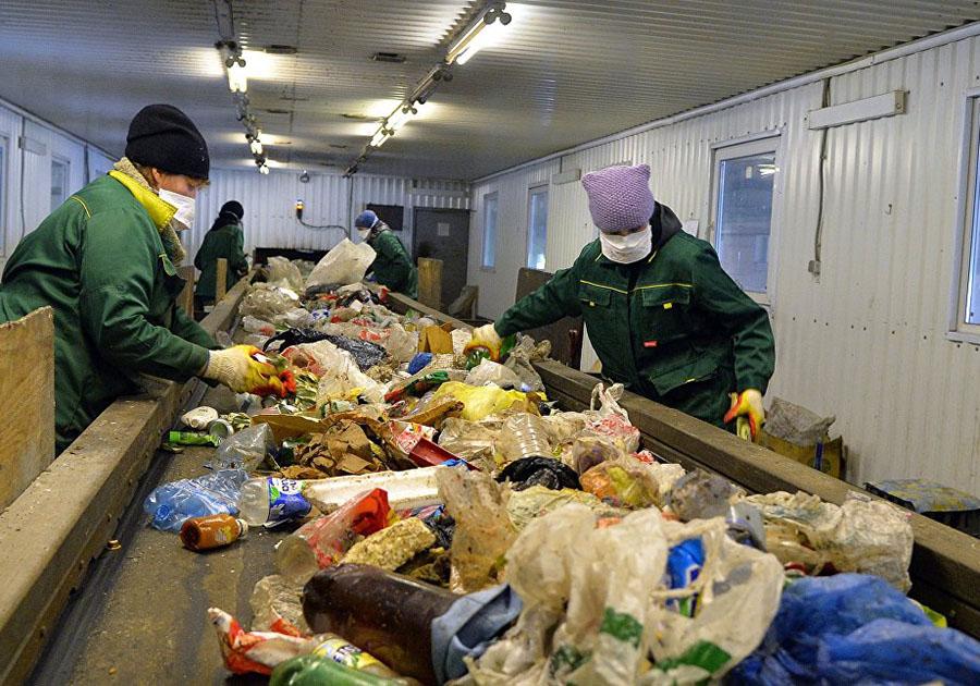 Власти столицы неоставляют надежды сделать Владимир большой мусорной свалкой