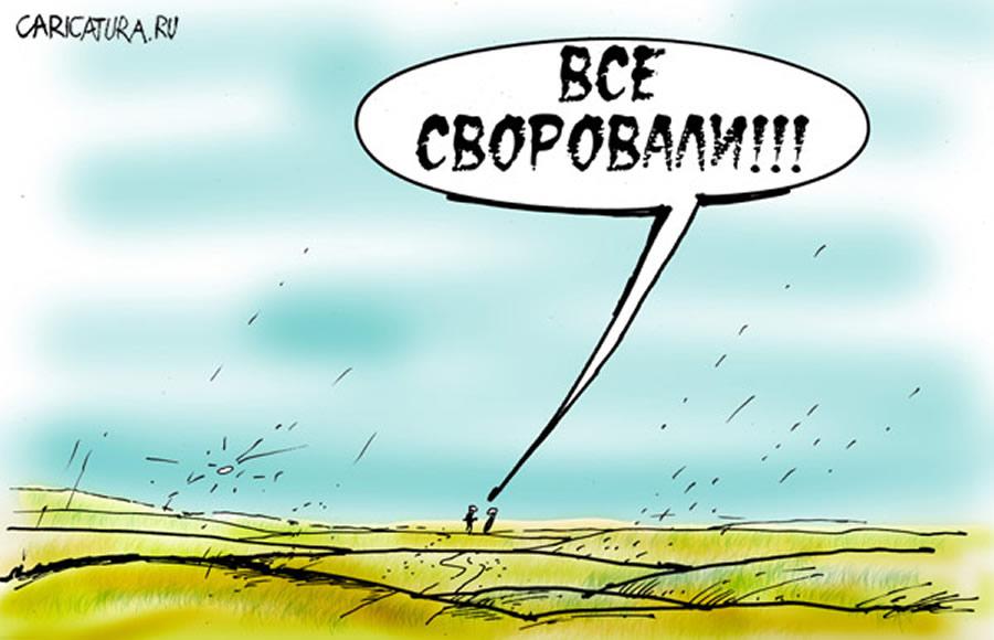 Кто ворует лес в Осташковском округе?
