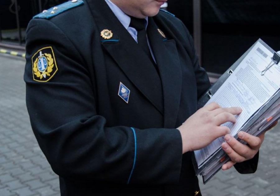 Экс-начальника отдела судебных приставов приговорили кусловному сроку