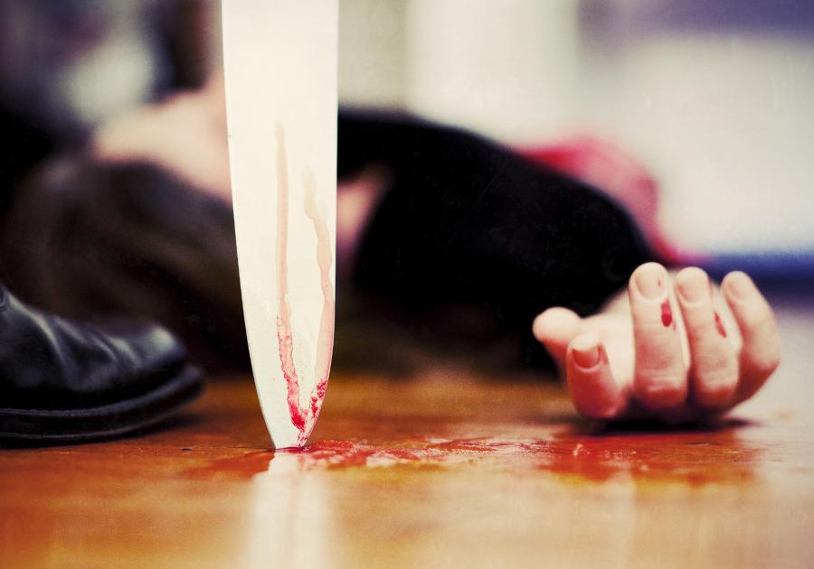 В Собинском районе мужчина зарезал сожительницу, а труп спрятал в подвале