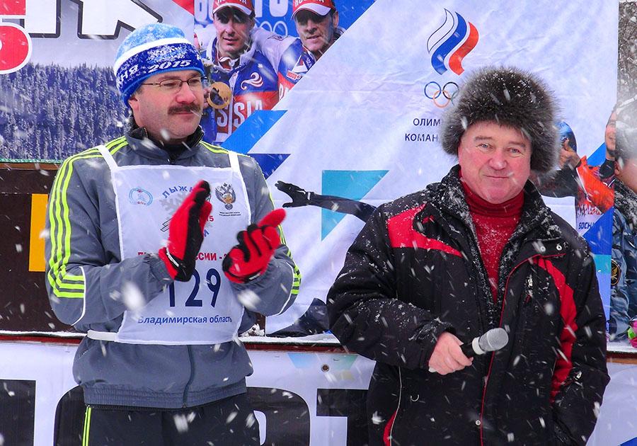 Прием заявок на«Лыжню России» открыт настадионе вПетрозаводске