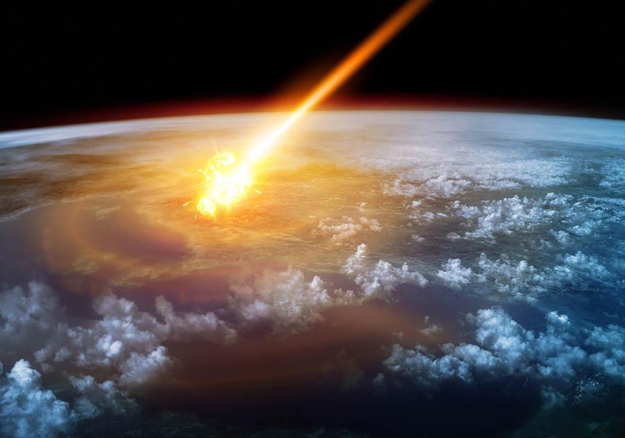 Натерритории Владимирской области произошло падение метеорита
