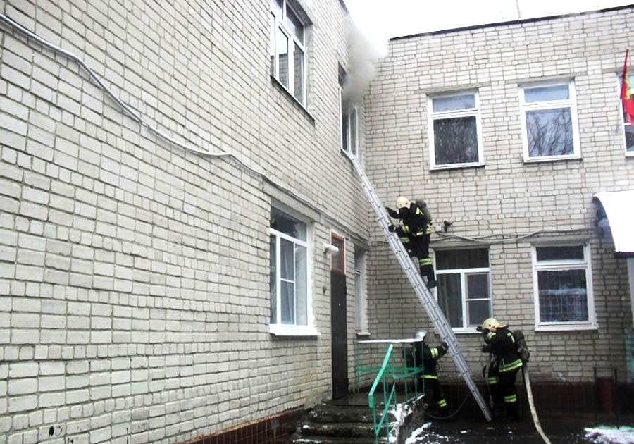 Пожарная безопасность вшколах идетсадах оставляет желать лучшего