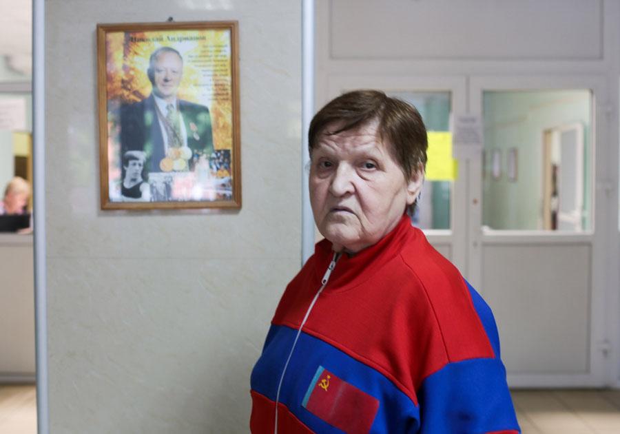 Владимирской активистке Розе Киямовой нужны деньги налечение