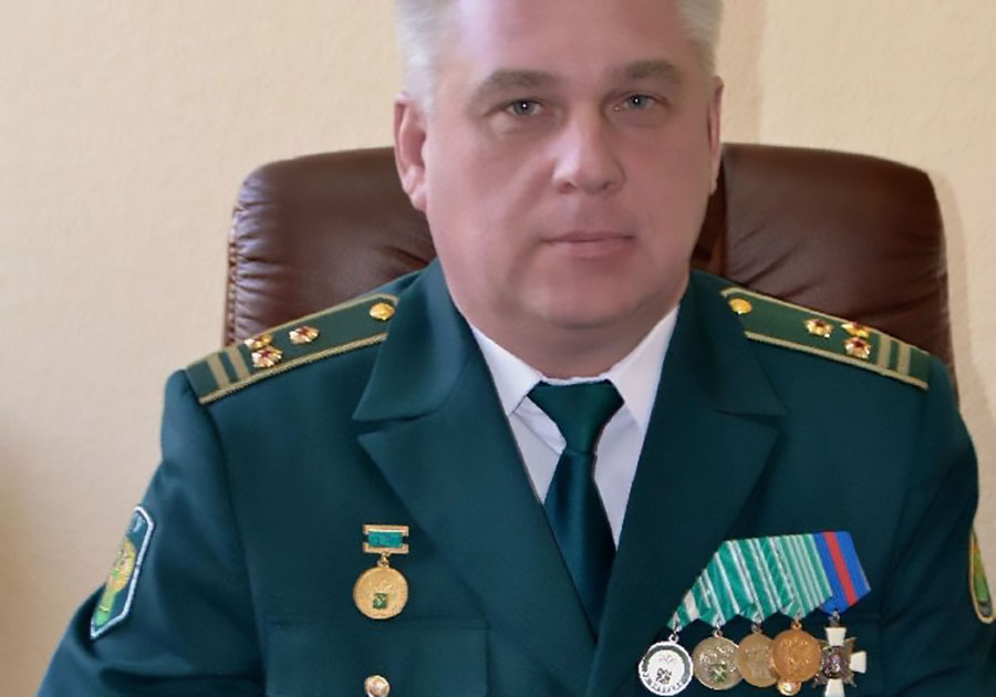 Сергей Чуев— новый глава владимирской таможни