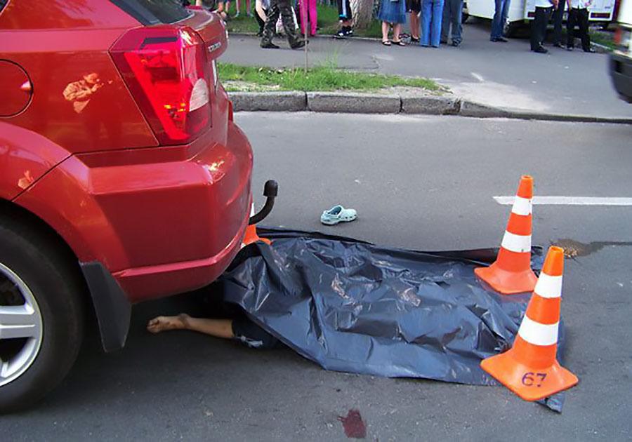 ВСобинке автомобиль «Лада Приора» насмерть сбил 2-х пешеходов