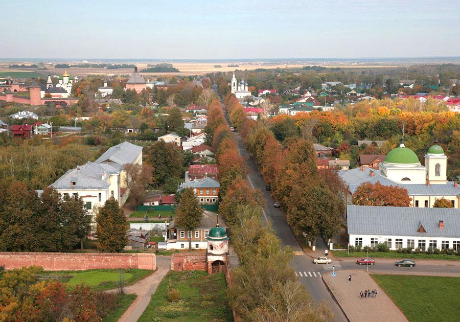 Два города Ярославской области попали всписок самых известных вНовый год