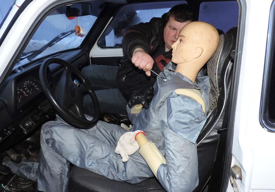 Мужчины, убившие таксиста вКольчугинском районе, предстанут перед судом