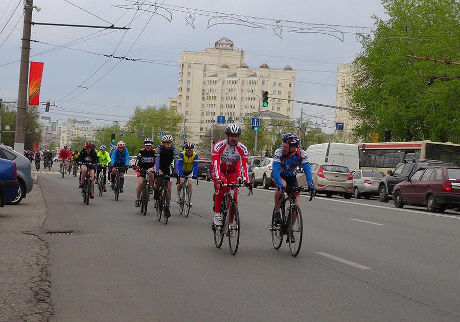 Торжественный велопробег пройдет врегионе вчесть Дня Победы