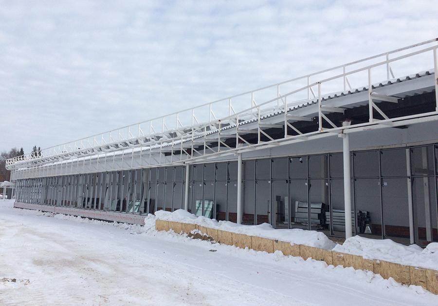 Новый ледовый дворец назовут «Владимир»