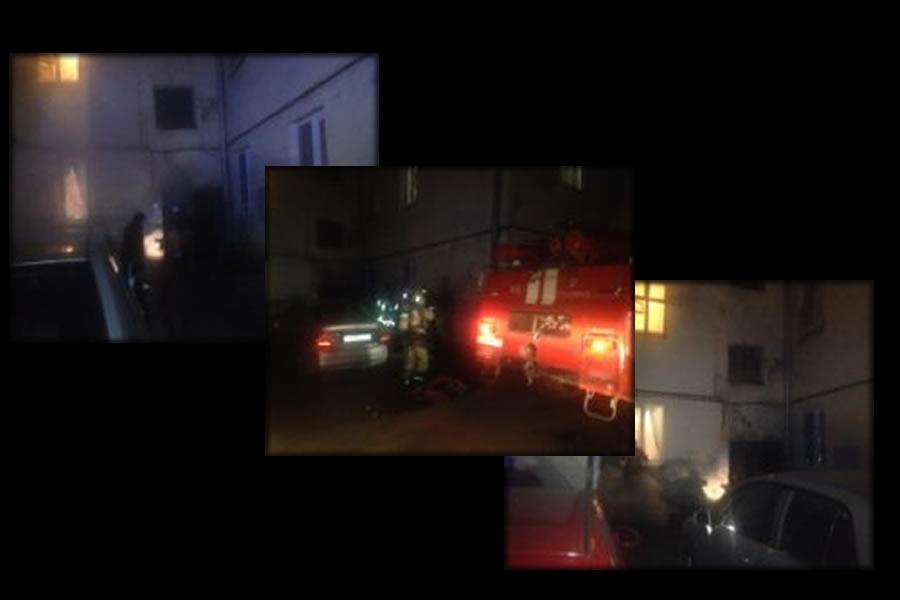 Напожаре воВладимире были спасены 22 человека