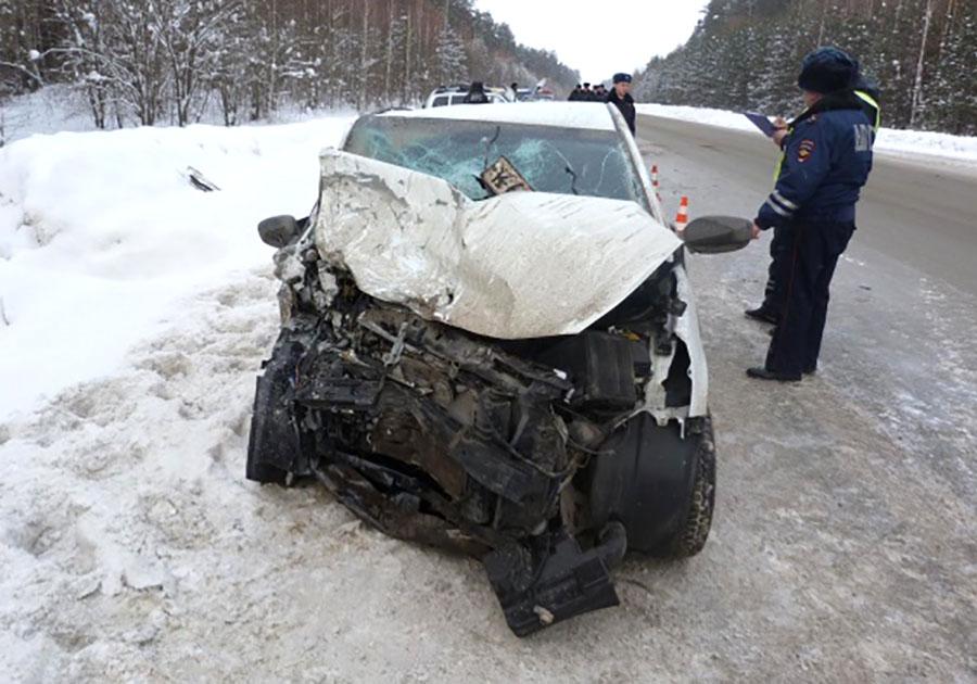 В итоге ДТП наПермском тракте пострадали 5 человек