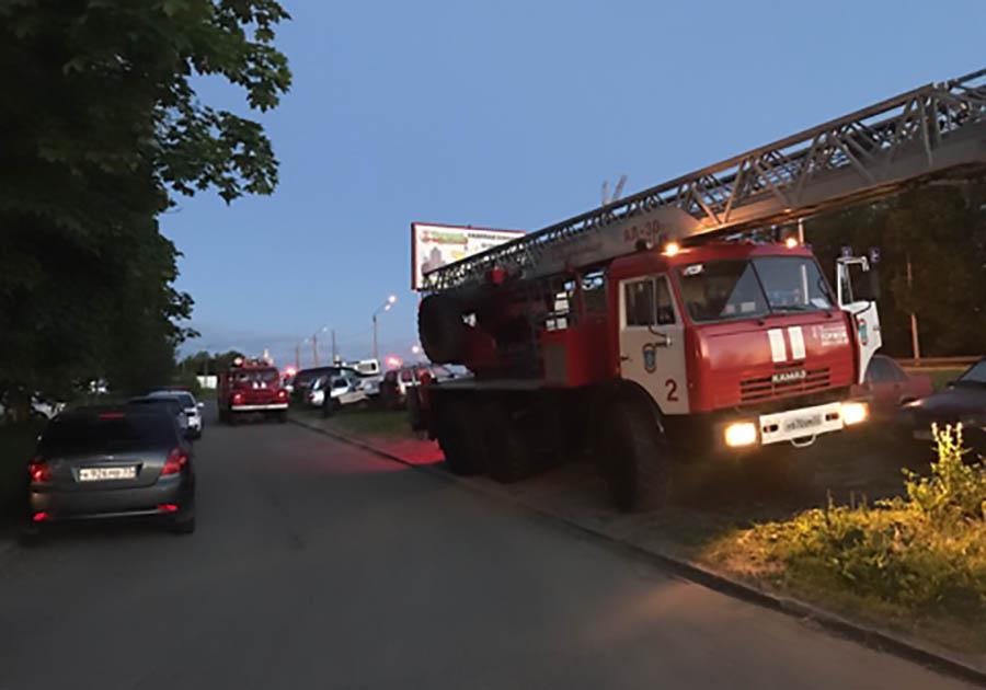 Вночном пожаре воВладимире умер человек