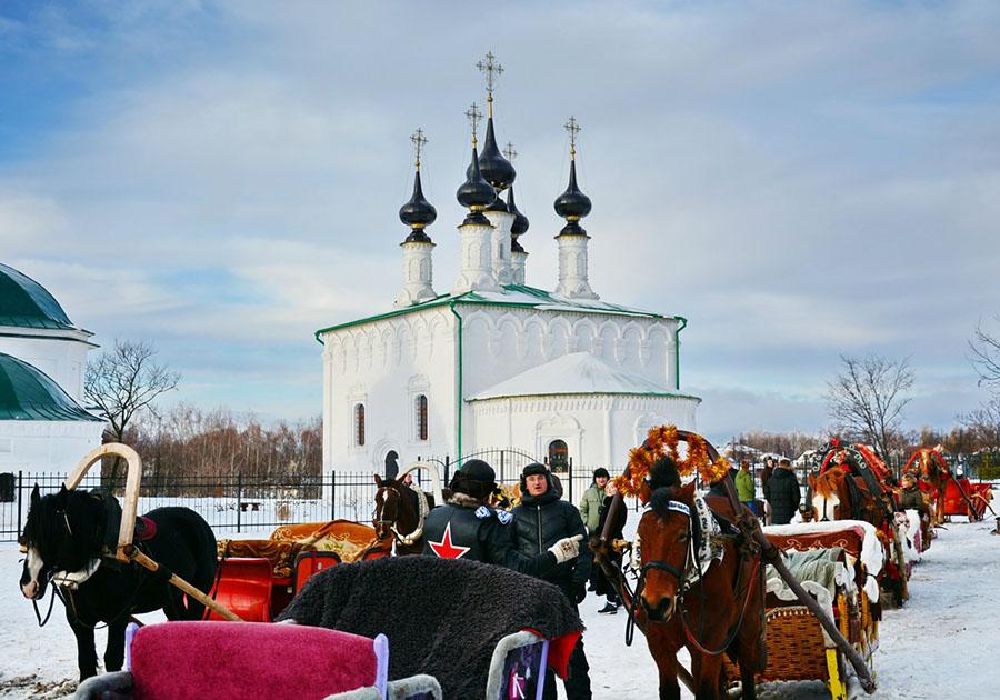 Заокский вошел втоп малых туристических городов для отдыха вНовый год