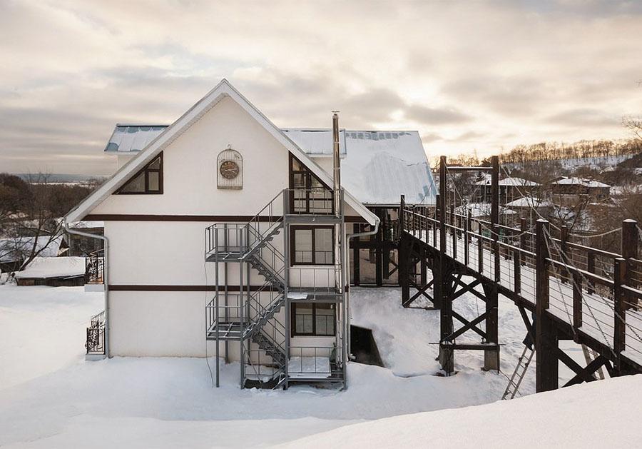 Гостевой дом «Панорама» подлежит ксносу
