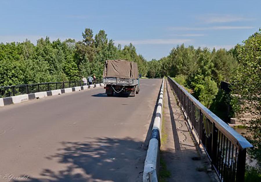 Движение ограничили натрассе М-7 награнице Подмосковья иВладимирской области