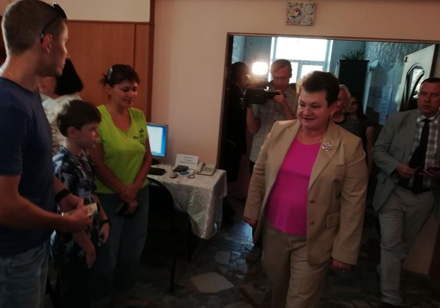 ВоВладимирской области предполагается 2-ой тур выборов