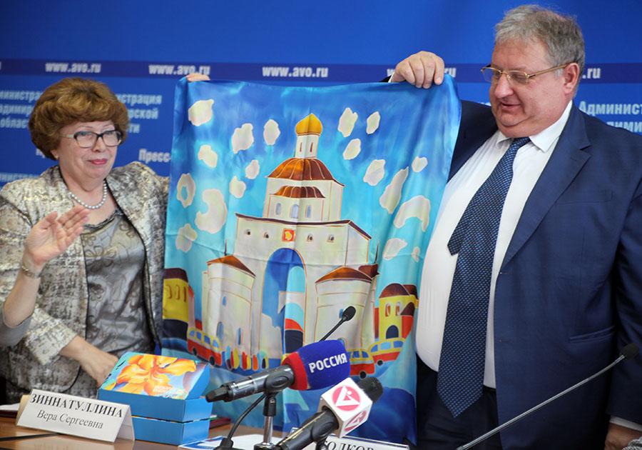 Владимир нанеделю будет библиотечной столицей РФ