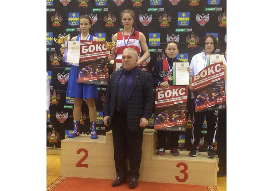 Тверская спортсменка завоевала серебряную медаль главенства РФ побоксу