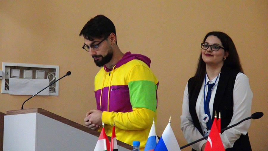 Рамазан Джафаров иДаян Узи ответили навопросы репортеров