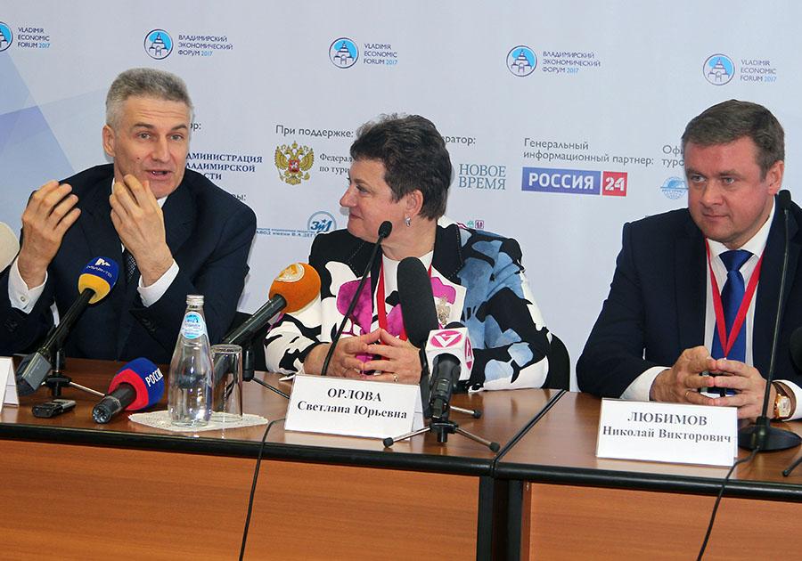 Николай Любимов подписал Соглашение осотрудничестве сВладимирской областью