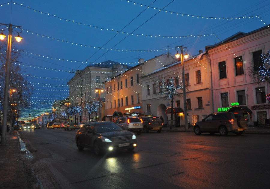 владимир город фото улиц что
